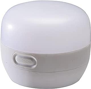 Black Diamond Moji Color Lantern White & Cooling Towel Bundle