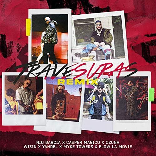 Nio Garcia, Casper Magico & Ozuna feat. Wisin & Yandel, Myke Towers & Flow La Movie