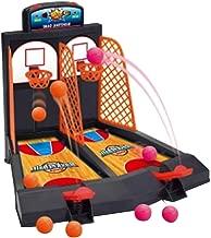 SODIAL Family Fun Toys Mini Basketball Shoot Finger Games for Children