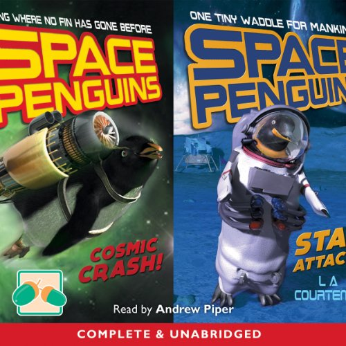 Space Penguins cover art