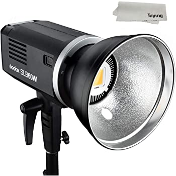 Godox SLB60W LED Video Light (Black)