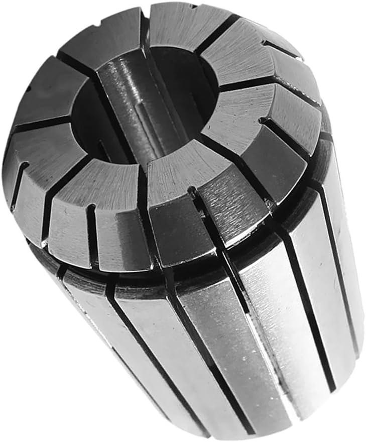 7mm H HILABEE ER32 Ressort Collet Set Pince de Serrage pour CNC Machine de Gravure Fraisage Outil de Meulage /à Tour Haute Pr/écision