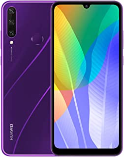 HUAWEI Y6P 64GB Dual Sim 4G ARABIC PHANTOM PURPLE