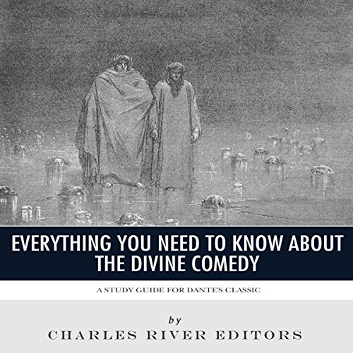 Everything You Need to Know About The Divine Comedy audiobook cover art