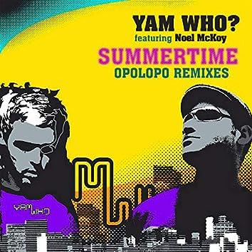 Summertime (Opolopo Remixes)