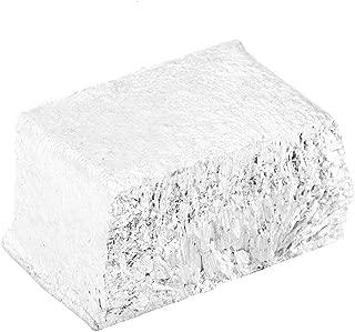 1kg Mg Metal Block,High Purity Mg Metal Block,99.99% Magnesium Mg Metal Block for Alloy Material Manufacture