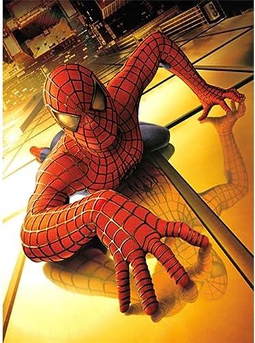 más orden Marvel Superhero Poster, Avengers Spider-Man Comics, Rompecabezas Rompecabezas Rompecabezas de Madera, Perfectwood Cut & Fit (300 500 1000 Piezas) P531 (Color   E, Talla   1000pc)  venta al por mayor barato