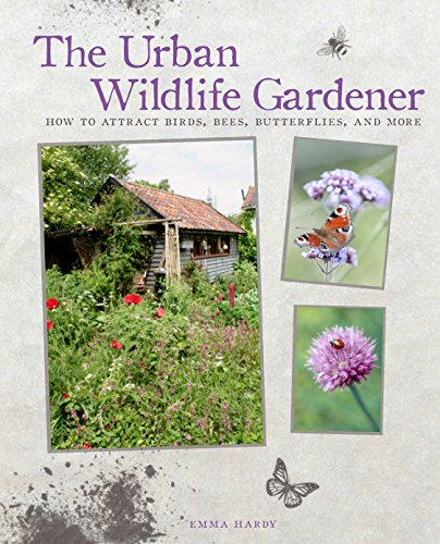 The Urban Wildlife Gardener - How to attract birds, bees, butterflies, and more
