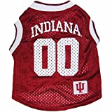 Pets First Indiana Basketball Jersey, Large