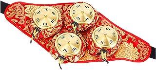 Portable Four-linked Pure Copper Satin Cloth Moxibustion Massage Box Elitzia ETAJ02