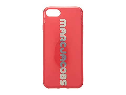 Marc Jacobs Sport iPhone 8 Case (Poppy Red) Cell Phone Case UivnmLT7
