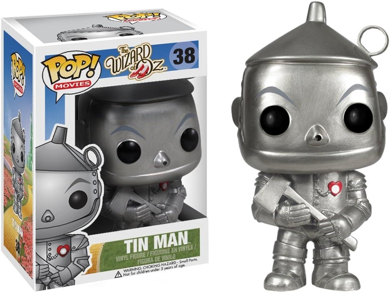 Funko - Figurine - Le Magicien d& 39;Oz - L& 39;homme de Fer Pop 10cm - 0830395032221