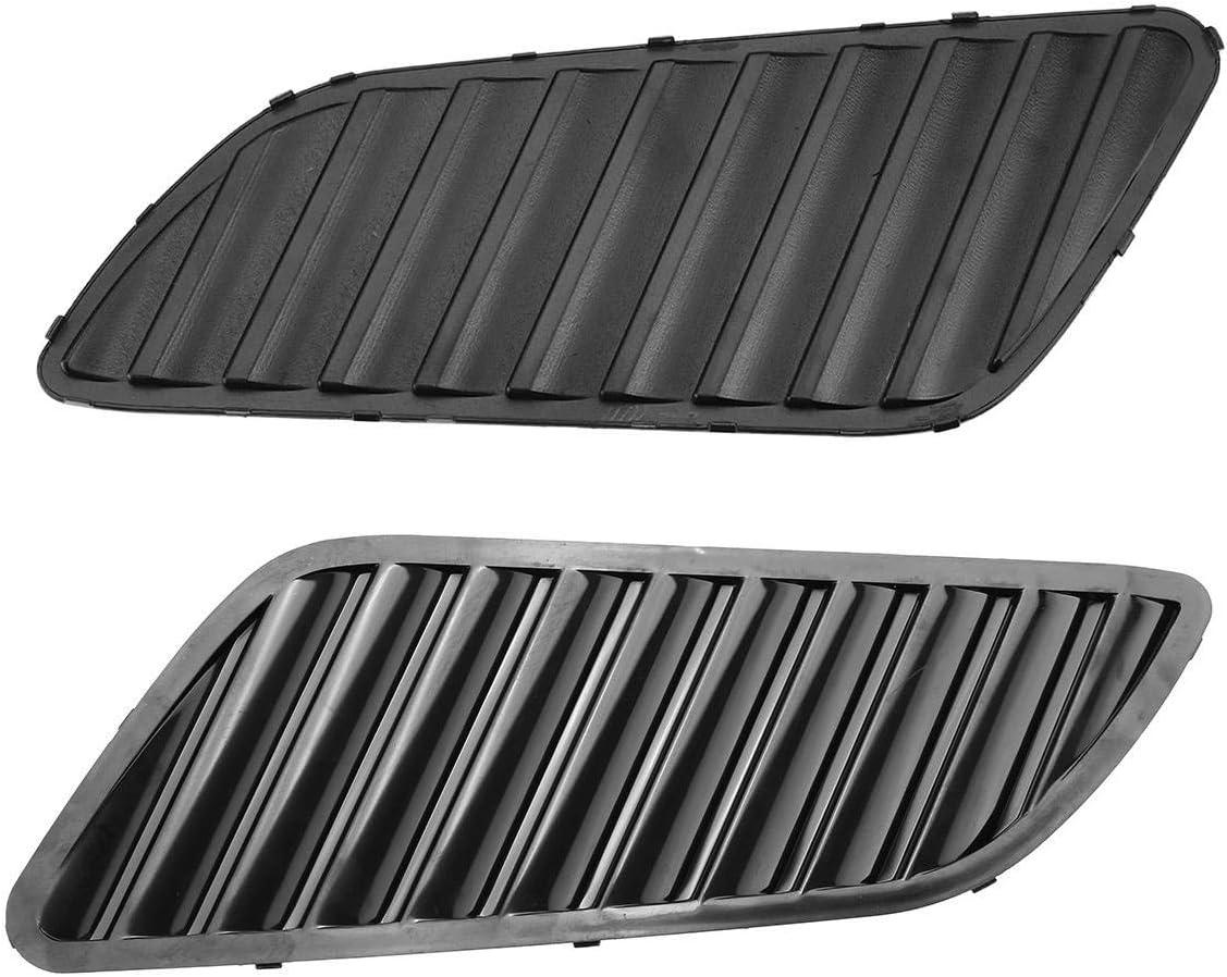 MZDNB Car Sale Denver Mall price Vent Dome Cover Grill ABS DTM Style Un Pair A E91 E90