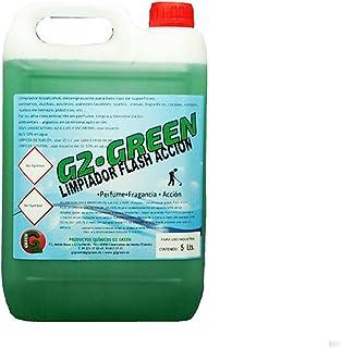 Clean Limpiador Multiusos Bioalcohol 5 litros