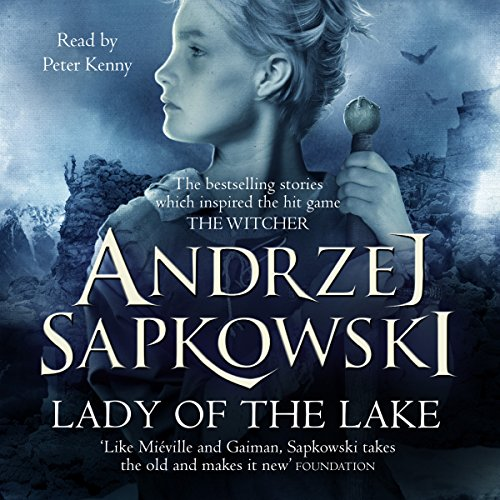Lady of the Lake audiobook cover art