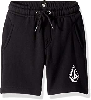 Volcom boys Volcom Little Boys' Deadly Stones Fleece Short Casual Shorts