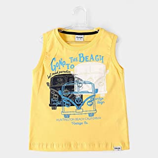 Regata Infantil Fakini Kids To The Beach Masculina