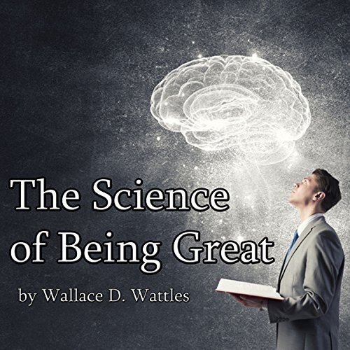 The Science of Being Great Titelbild