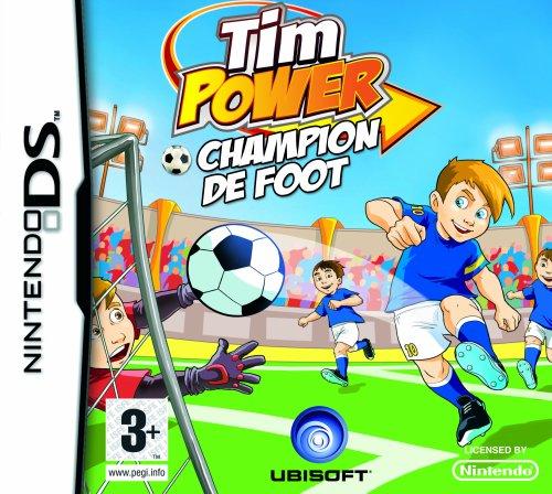 Tim power champion de foot