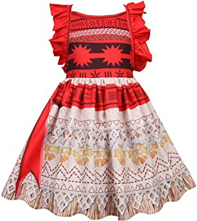 AmyStylish Little Girls A Line Summer/Autumn/Winter Breathable Casual Play-Wear/Party Dress