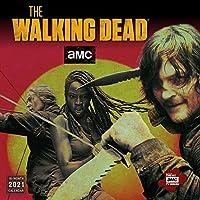 The Walking Dead - Amc 2021 Calendar