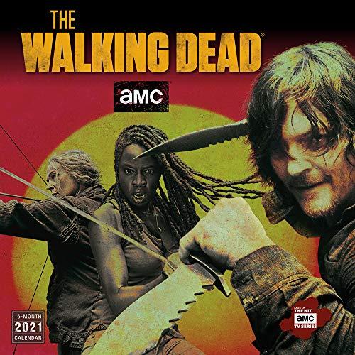 2021 AMC The Walking Dead® 16-Month Wall Calendar