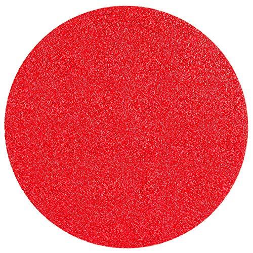 Klingspor Discos de lija PS 61 FK de 150 mm de diámetro, sin perforar, 1 unidad, grano: 120