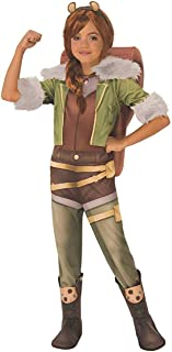 Marvel Rising: Secret Warriors - Squirrel Girl Deluxe Child Costume with Wig and Exclusive 3D Tail