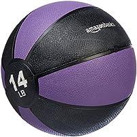 Amazon Basics Medicine Ball for Workouts Exercise Balance Training