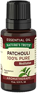 Natures Truth Essential Oil, Patchouli, 0.51 Fluid Ounce