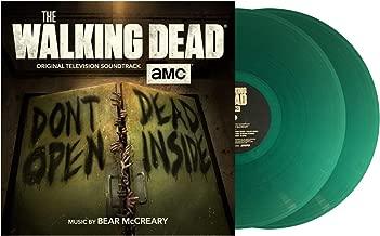 Bear McCreary - Walking Dead Original Television Soundtrack Exclusive Translucent Green Vinyl 2X LP