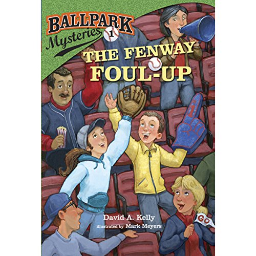 The Fenway Foul-up audiobook cover art