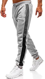 Mens Sweatpants Men Casual Pants Mens Joggers Leisure Fashion Sport Pants