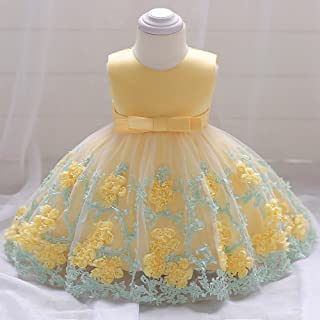 925cf1274 RBB Vestido de bebé Femenino 2018 Vestido de Princesa de Verano niña  Vestido de Boda Pettiskirt