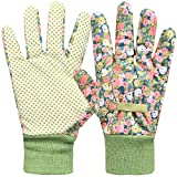 Gardening Gloves for Women 2 Pairs, Ladies Gardening Gloves Comfortable...