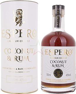 Ron Espero Creole Coconut & Rum Liqueur 40,00% 0,70 lt.
