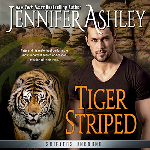 Tiger Striped audiobook cover art