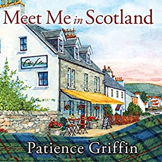 Meet Me in Scotland audiobook cover art