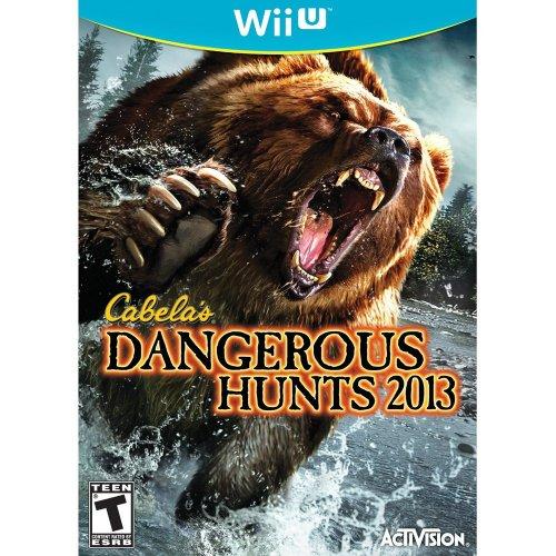 Cabela's Dangerous Hunts 2013 - Nintendo Wii U