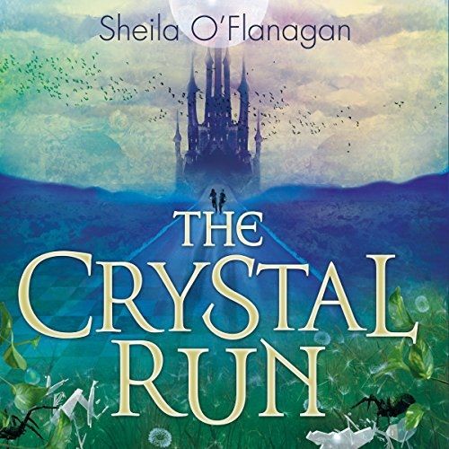 The Crystal Run audiobook cover art