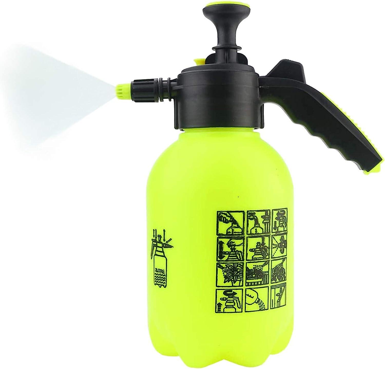 Sunnyglade Hand Held Garden Sprayer Pump Lawn New York Mall Max 45% OFF Pressure Portable