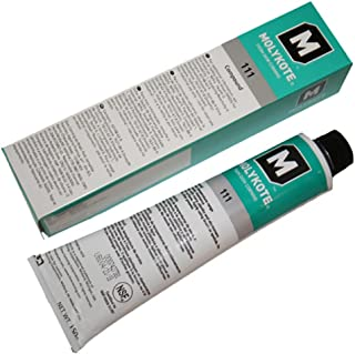 Molykote DOW 111 Lubricant & Sealant, 5.3 oz. Tube