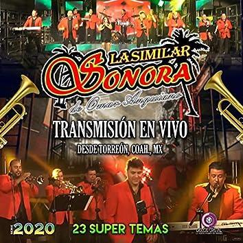 Transmision En Vivo Desde Torreon, Coah., MX (En Vivo)