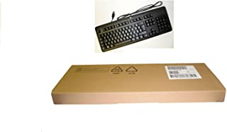 لوحة مفاتيح اتش بي سوداء KU-1156 PN 672647-002