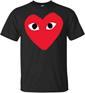 Heart-for-Comme-Lovely-in-The-Des-Gift-T-Shirt-of-Garcon-Tee