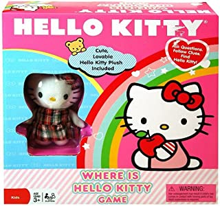 Cardinal Industries Where is Hello Kitty? Game