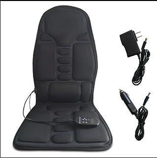 Cojín eléctrico del masaje del coche hogar multifuncional cuatro temporadas asiento del coche respaldo del cuerpo masaje cojín de la silla