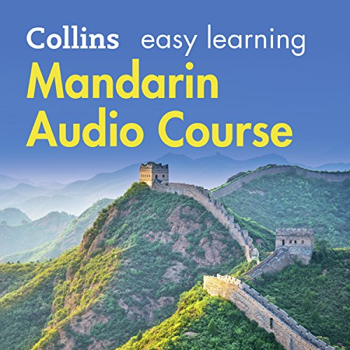 Mandarin Easy Learning Audio Course audiobook cover art