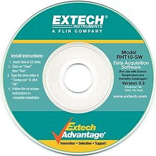 Extech Instruments RHT10-SW GPP (g/kg) Software for RHT10