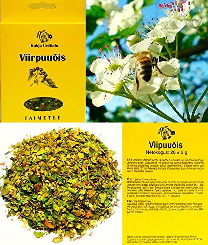 Weißdorn (Crataegus) Blumen getrocknet 20g. aus Estland